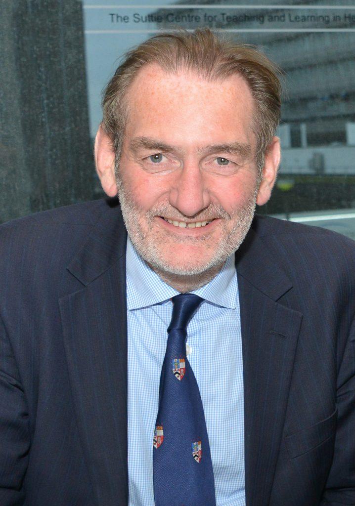 Sir Ian Diamond